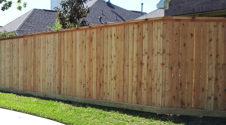 A wood fence is very popular to install in the area and can add a lot of security and privacy to any property. We use high quality wood so that little maintenance is needed over time. Contact us today to install a new wood fence on your property!